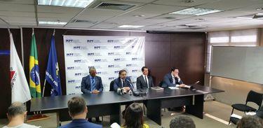 MPF quer aumentar multa às mineradoras responsáveis pelo rompimento da barragem de rejeitos no município de Mariana (MG)