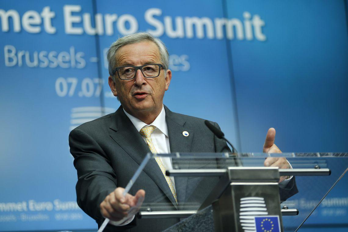 presidente da Comissão Europeia, Jean-Claude Juncker (Agência Lusa/Direitos Reservado)
