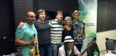 Luiz Henrique mostra seu trabalho no Tarde Nacional