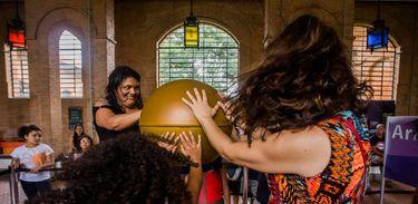 Museu Catavento aborda temas científicos de forma criativa (Alexandre Carvalho/Divulgação governo de São Paulo)