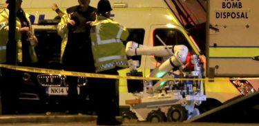atentado Manchester Reino Unido