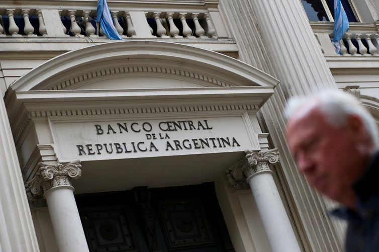 Economia,Argentina REUTERS/Marcos Brindicci