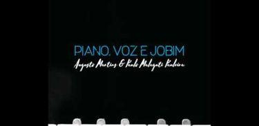 """Augusto Martins lança o CD """"Piano, Voz e Jobim"""" -"""