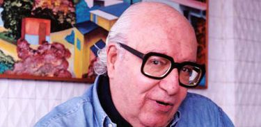 Sérgio Viotti em entrevista para o Jornal Amigo Ouvinte, da Sociedade de Amigos da Rádio MEC