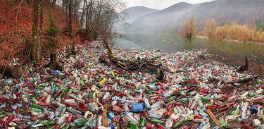 Poluição - Plástico