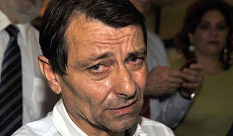 O ativista italiano Cesare Battisti - Marcello Casal/Arquivo Agência Brasil