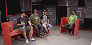Alan Ribeiro entrevista dubladores que viraram youtubers: Charles Emanuel, Manolo Reis e Guilherme Briggs