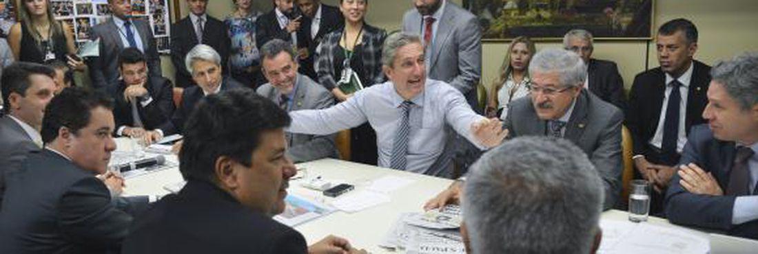Acordo com os líderes partidários foi fechado depois de quatro dias de reunião Antonio Cruz/ Agência Brasil