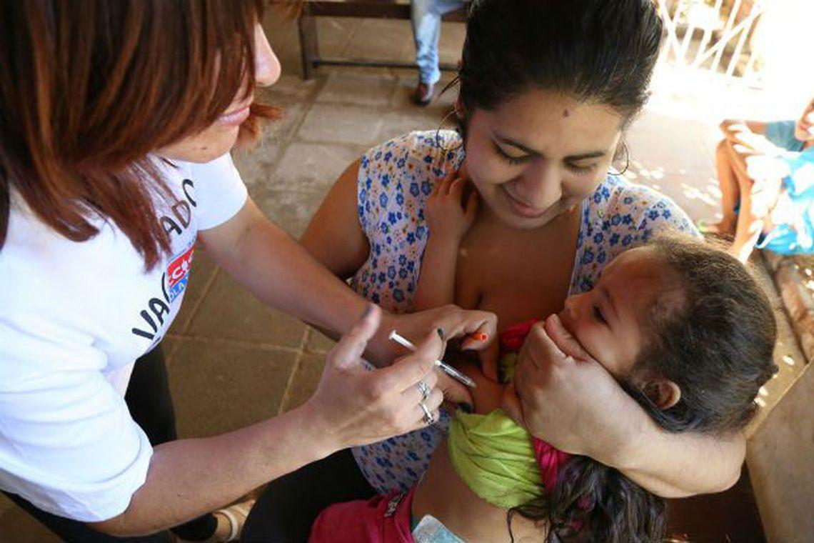 A OMS destaca que o o índice de imunização da segunda dose da vacina contra o sarampo na Europa é de menos de 95%