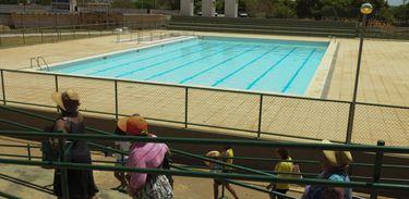 Centro Olímpico e Paralímpico de Planaltina oferece 15 modalidades esportivas, incluindo esportes aquáticos