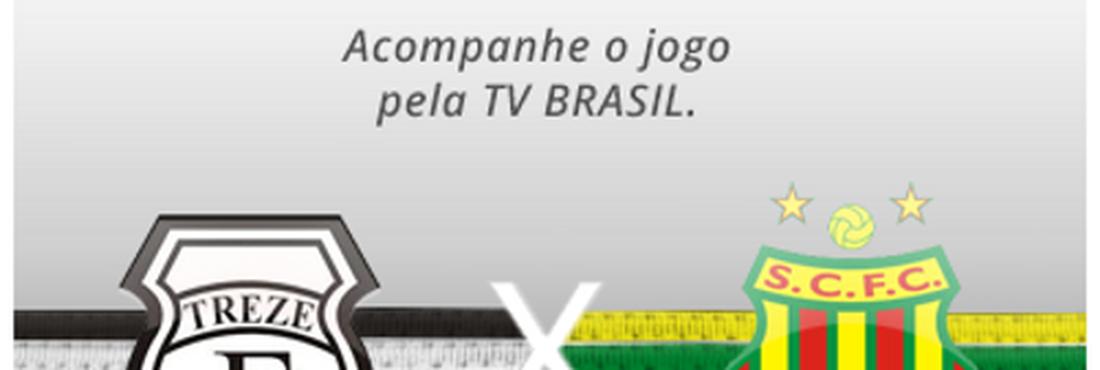Treze Sampaio Corrêa 2 rodada Campeonato Brasileiro Série C ao vivo