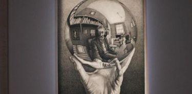 Os enigmas visuais de Escher no Camarote.21