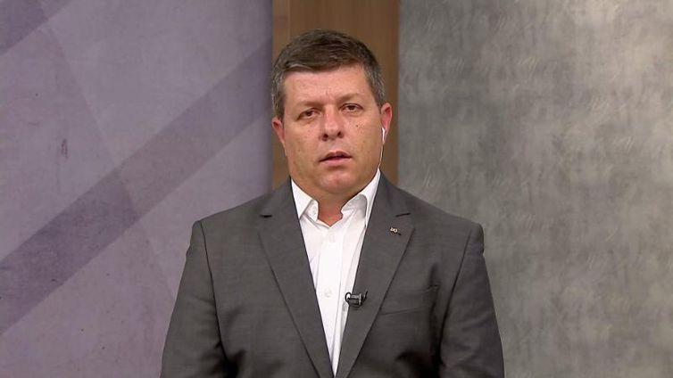 Paulo Roberto da Silva Gomes Filho é coronel de Cavalaria do Exército Brasileiro