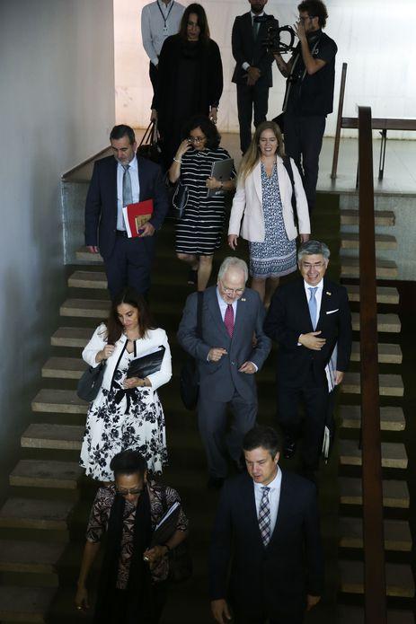 A Comissão Interamericana de Direitos Humanos da Organização dos Estados Americanos (CIDH/OEA) realiza visita ao Brasil até o dia 12 de novembro, a convite do governo brasileiro.