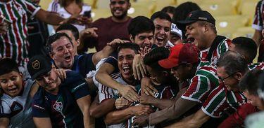 Fluminense 4 x 1 Cruzeiro