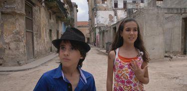 Shakira e Erick são dançarinos em Havana