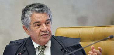 Ministro Marco Aurélio (Foto: Nelson Jr./SCO/STF)