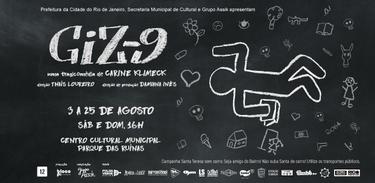 """Peça """"Giz 9"""" aborda educação e conservadorismo no Brasil do futuro"""