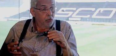 Eurico Miranda, ex-presidente do Vasco