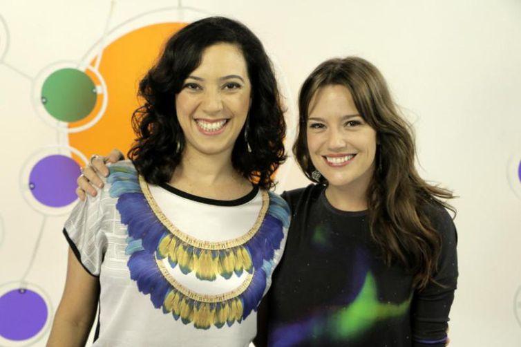 Maria Rezende e Natália Lage