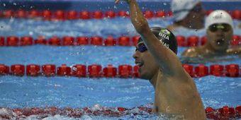 Com cinco medalhas na Paralimpíada Rio 2016, Daniel Dias ganhou hoje o ouro nos 50 m livre