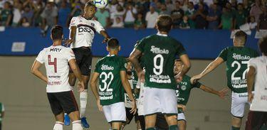 Goiás 2 x 2 Flamengo