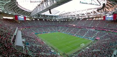 Rússia e Egito abrem 2º rodada da Copa do Mundo