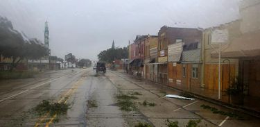 Houston – cidade do Texas foi fortemente afetada pela tempestade tropical Harvey