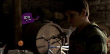 Mistérios de Entrever - Henrique explora o porão de seus avós