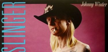 Cd Johnny Winter Guitar Slinger