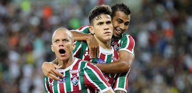 Fluminense X Nacional Potosí