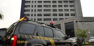 Polícia Federal, em São Paulo