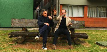 Arrigo Barnabé e Rodrigo Bragança
