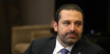 Saad Hariri, ex-primeiro-ministro do Líbano
