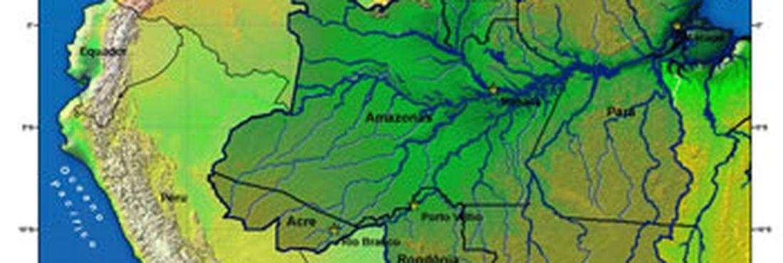 Região Hidrográfica Amazônica