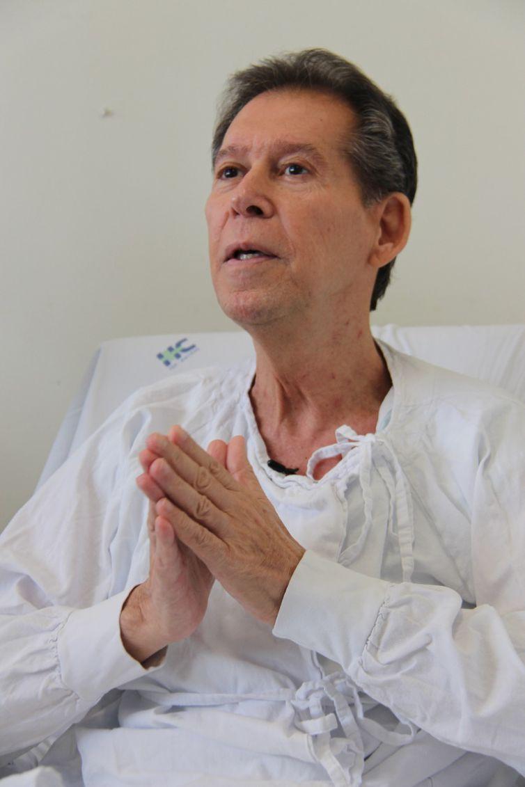 Tratamento de médicos da USP faz desaparecer células de linfoma