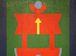 Brasília - Exposição Rubens Valentim – Construção e Fé, que apresenta 60 trabalhos do pintor e escultor baiano (1922-1991), com ênfase na produção dos tempos vividos em Brasília. ( Rodrigues Pozzebom/Agência Brasil)