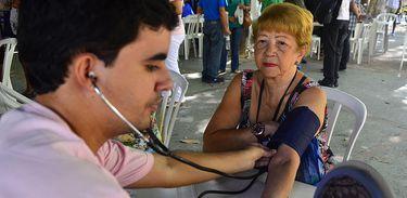 25% da população brasileira sofre de hipertensão