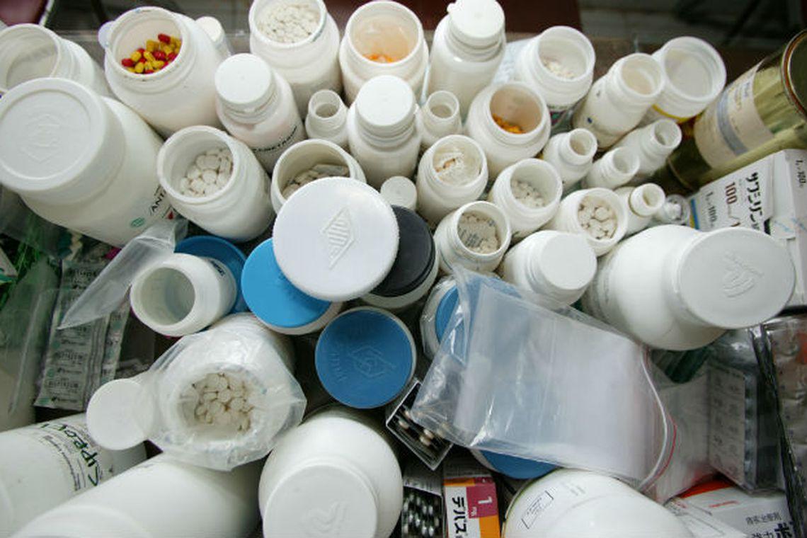 A OMS estima que o comércio de remédios falsificados movimenta mais de US$ 30 bilhões