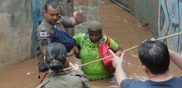 Chuvas em  Minas Gerais