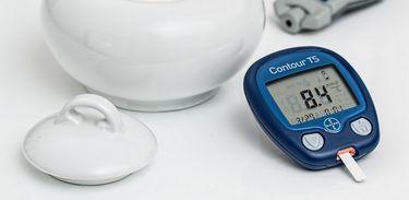 Ilustração diabetes
