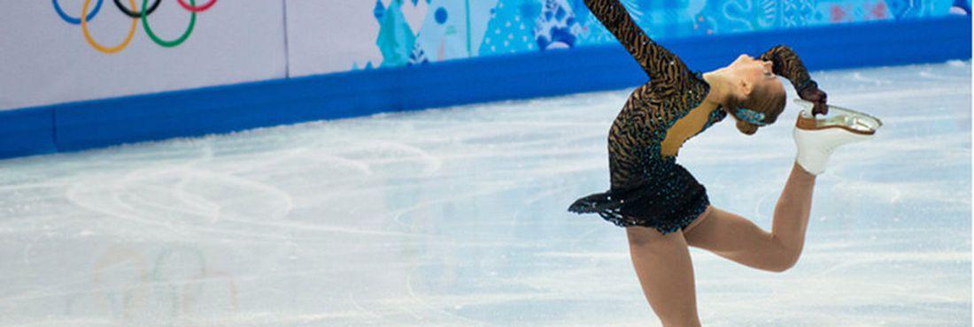 Patinação artística é uma das 15 modalidades que fazem parte do programa olímpico dos jogos de inverno