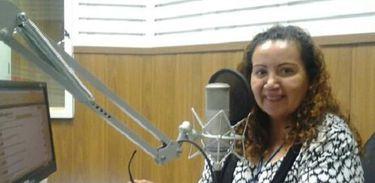 Artemisa Azevedo, autora da radionovela Rádio Nacional: Mudando Vidas, Fazendo História