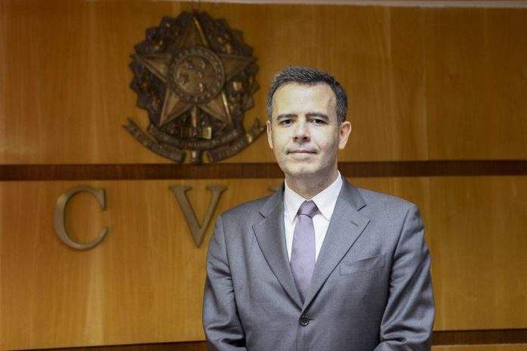 José Alexandre Vasco, Superintendente de Proteção e Orientação aos Investidores da CVM (Foto: Thelma Vidales/Divulgação)
