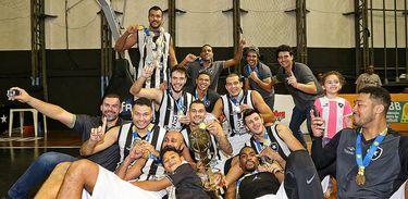 Time de basquete do Botafogo