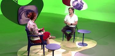 Curta em Cena recebe o diretor Leandro Corinto