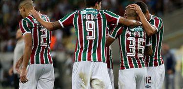 Fluminense 2 X 0 Atlético-PR