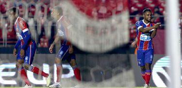 São Paulo 0 x 1 Bahia