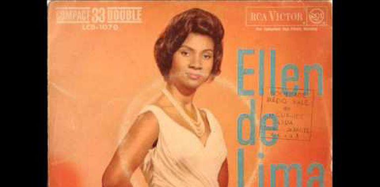 CD Ao Nascer do Sol, de Ellen de Lima