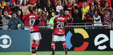 Flamengo 2 X 0 Cruzeiro